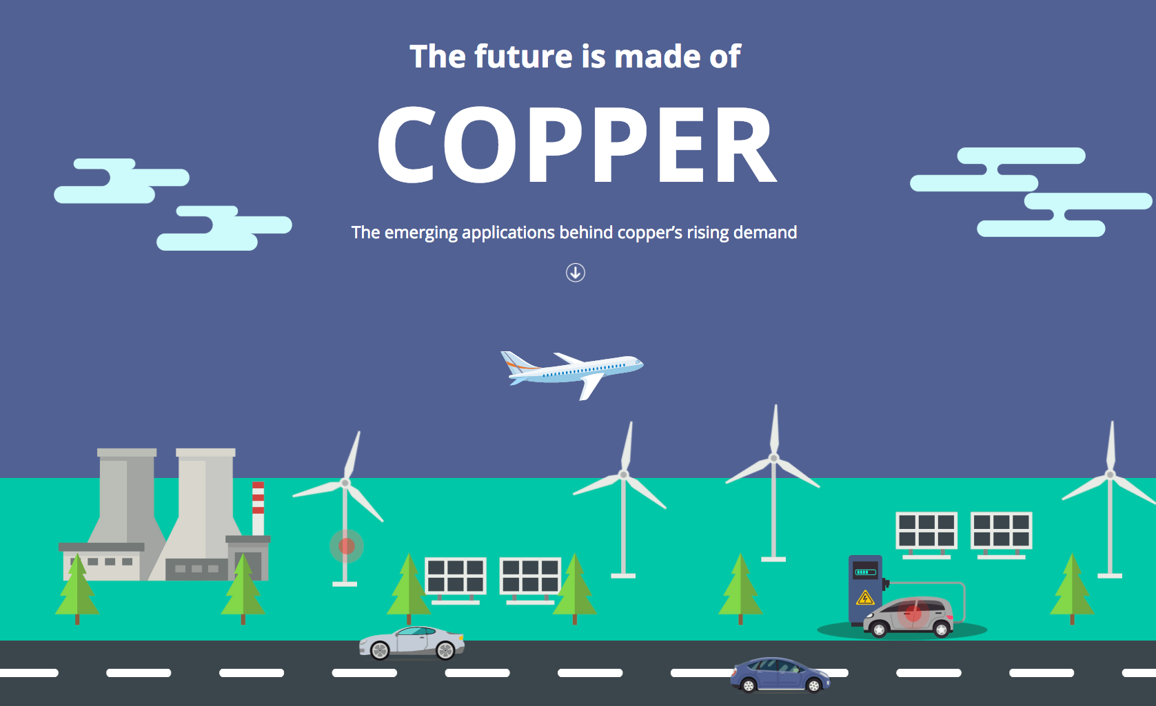 The future is made of copper