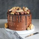 sjokoladekake mørk saftig