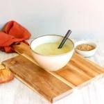 potetsuppe med squash og ost