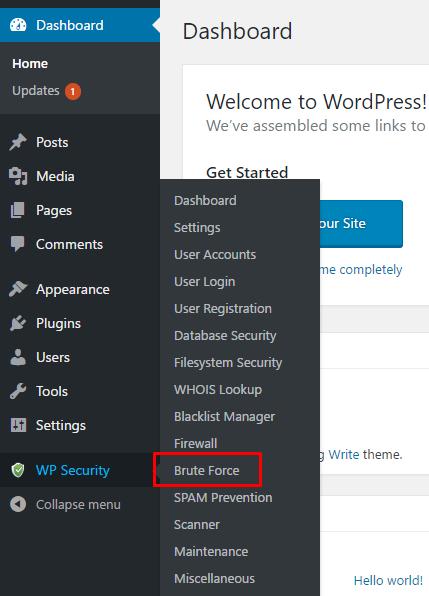 Mengganti URL Login WordPress