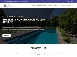 kontraktor kolam renang 2019