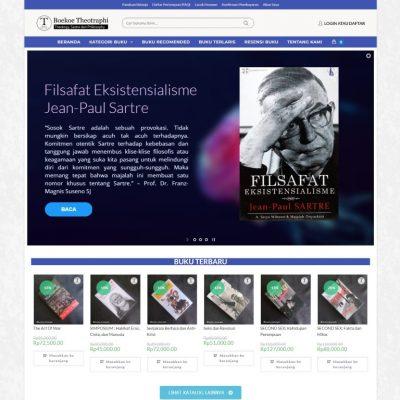 toko online boekoe theotraphi jogja - matob creative studio - jasa bikin website berkualitas