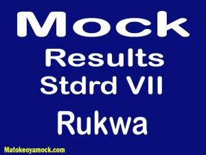 Matokeo ya mock darasa la saba 2021 Rukwa, Mock results darasa la saba 2021 Rukwa, matokeo ya mock ya darasa la saba 2021 mkoa wa Rukwa, matokeo ya mock standard seven