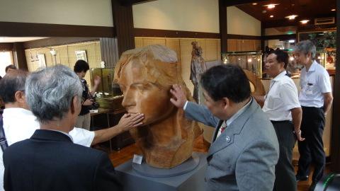 六甲 山の上美術館 さわるみゅーじあむ
