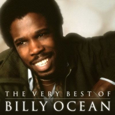 Billy Ocean in the 80s.