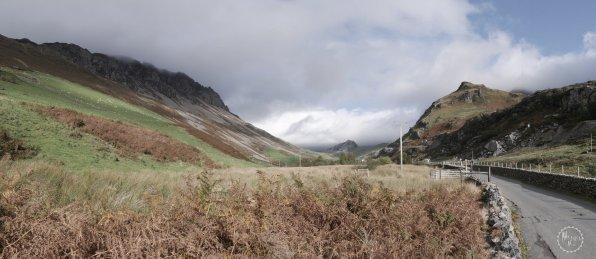 Somewhere in Snowdonia