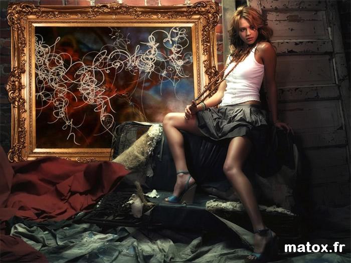Graffiti Doodle Fashion