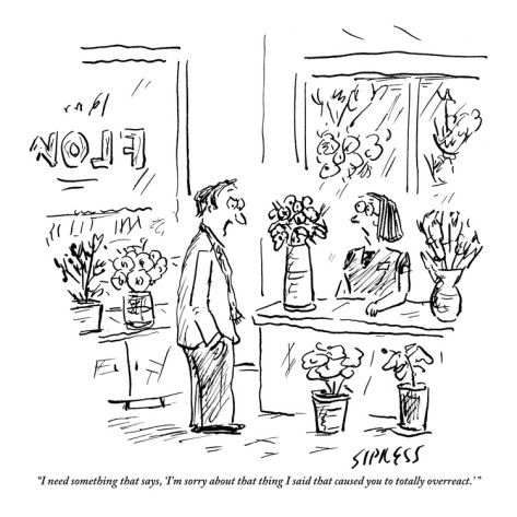 matouenpeluche: The New Yorker funnies
