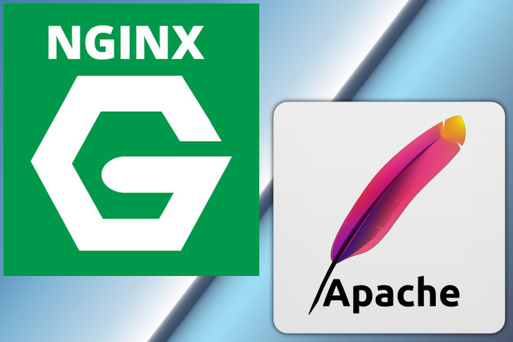 Настройка Nginx как фронтенд и Apache как бэкенд в CentOS и Ubuntu