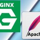 Настойка Nginx как фронтенд и Apache как бэкенд в CentOS и Ubuntu