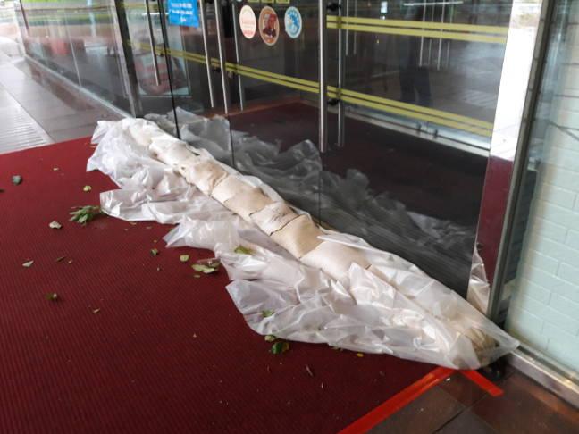 Тайвань тайфун