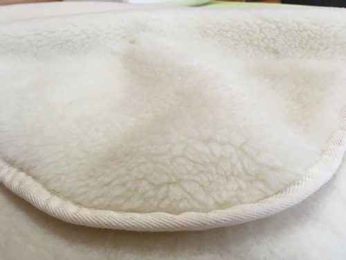 Mosógépben is mosható spw gyapjú takaró