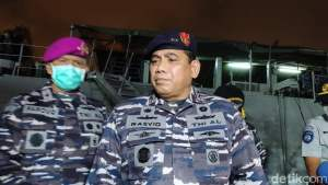 KSAL Laksamana TNI Yudo Margono Merespon Cepat Situasi