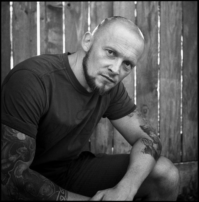 """Fotograful Oliver Merce, autorul albumului """"The Anatomy of Decay"""""""