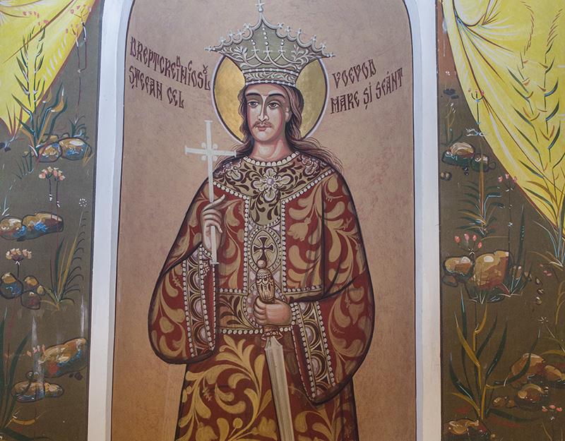 Ştefan cel Mare şi Sfânt, model de credinţă şi de dârzenie pentru românii de azi