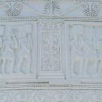 istoricul Mariana Petrut Complexul Tropaeum Traiani Adamclisi romani daci interior (2)