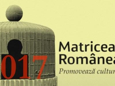 retrospectivă bilanţ Matricea Românească în 2017 ce s-a citit ce am făcut slider