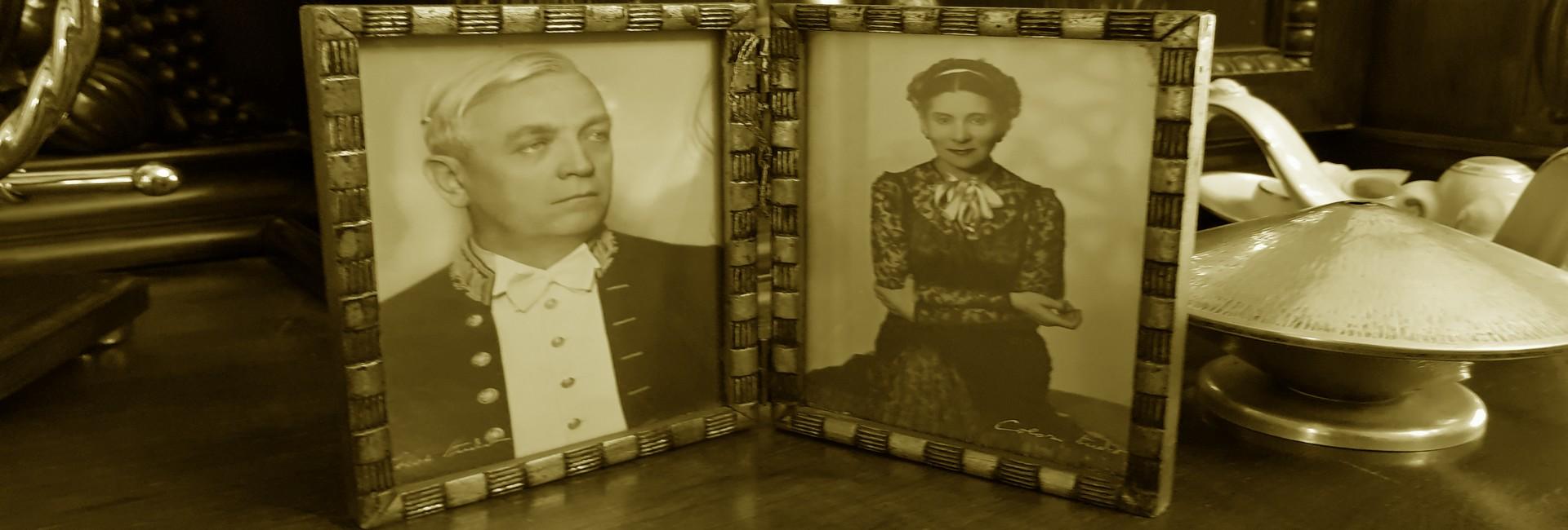 Liviu Rebreanu Fanny Rădulescu scrisoare Ion literatura română slider