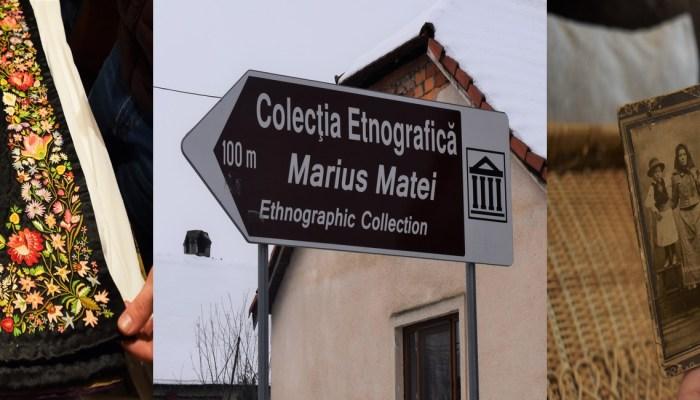 tradiţie Banat istoria neamului nostru colecția etnografică Marius Matei Timişoara slider