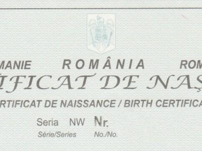 copiii români şi numele lor străine pamflet Matricea Românească slider