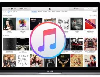 Apple Just Released iTunes 12.3.2