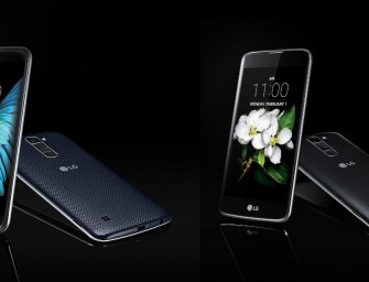 CES 2016: LG Launched New Mid-Range K7 and K10 Smartphones
