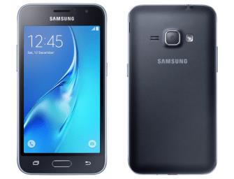 Samsung's Galaxy J1 Hits Canada