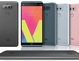 LG V20 Now Listed on B&H, Preorders Live on Newegg for $799