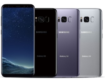 You Can Now Preorder the Samsung Galaxy S8 and S8+