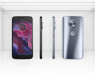 Motorola Unveils Moto X4 with Dual Cameras, Amazon Alexa, IP68 Rating