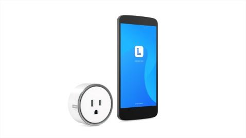 1 - Smart Plug With Phone