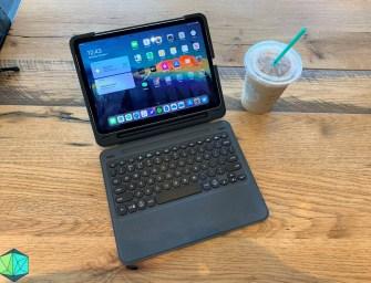 ZAGG Slim Book Go for iPad Pro (2018) Review