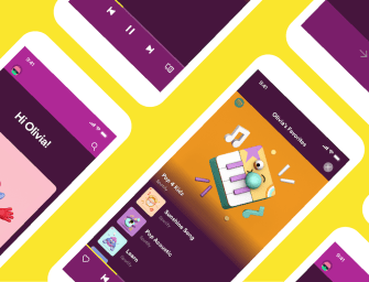 Spotify launches its kids app in the U.S.