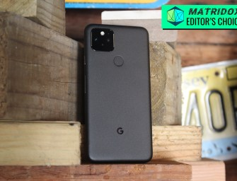 Google Pixel 5 review: A new foundation