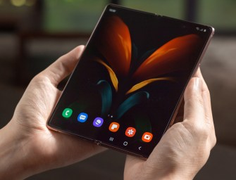 Samsung begins rolling out Android 11 to the Galaxy Z Fold 2 in the US