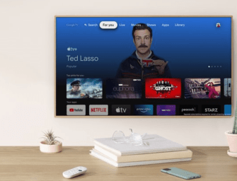 Apple TV Plus app now available on Chromecast with Google TV