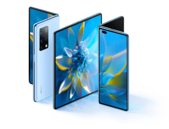 Huawei unveils Mate X2 with new foldable design, Kirin 9000 CPU, revamped cameras
