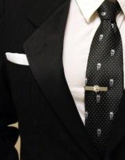 Cravatta sposo matrimonio halloween villa fiorita Treviso