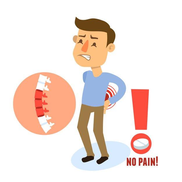 পিঠ ব্যাথা (Back Pain) নিয়ন্ত্রনে যোগব্যায়াম কতটা উপকারী?