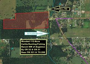 Property for sale at 0 Worrell Road, Angleton,  Texas 77515