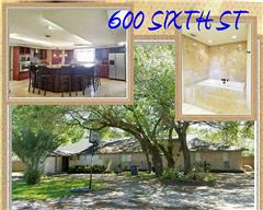 Property for sale at 600 Sixth Street, Bay City,  Texas 77414