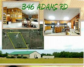 Property for sale at 346 E Adams Road, Bay City,  Texas 77414