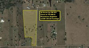 Property for sale at TR 1 County Road 32, Angleton,  Texas 77515