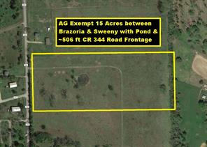 Property for sale at 1414C County Road 344, Brazoria,  Texas 77422