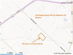 Property for sale at 0 Kunz Road, Rosenberg,  Texas 77471