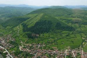 Ancient Bosnian Pyramids