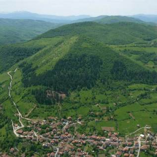 Ancient Bosnian Pyramids