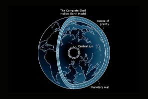 Hollow Earth - Just a theory? From Science to Science Fiction