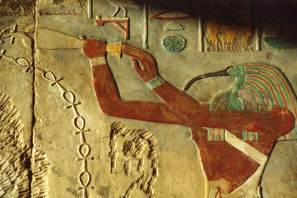 ISAAC NEWTON And The Emerald Tablets Of Thoth