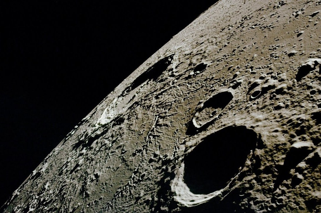 The Moon - NASA Catalog Of Lunar Sightings Event